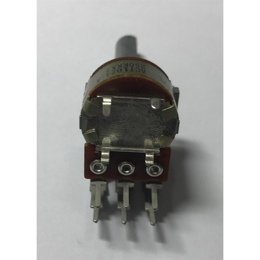 Variable Resistor Act 1024 Var Pioneer Original Circuit With Spare Parts Electronic Pantazopoulos Music Sound