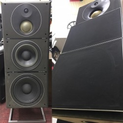 B & O Beovox MS150 Loundspeakers Service
