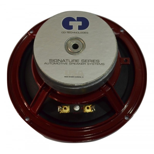 CD, CL-61, 6'', Speaker, woofer, tweeter, crossover, usa, ηχείο, πανταζοπουλος