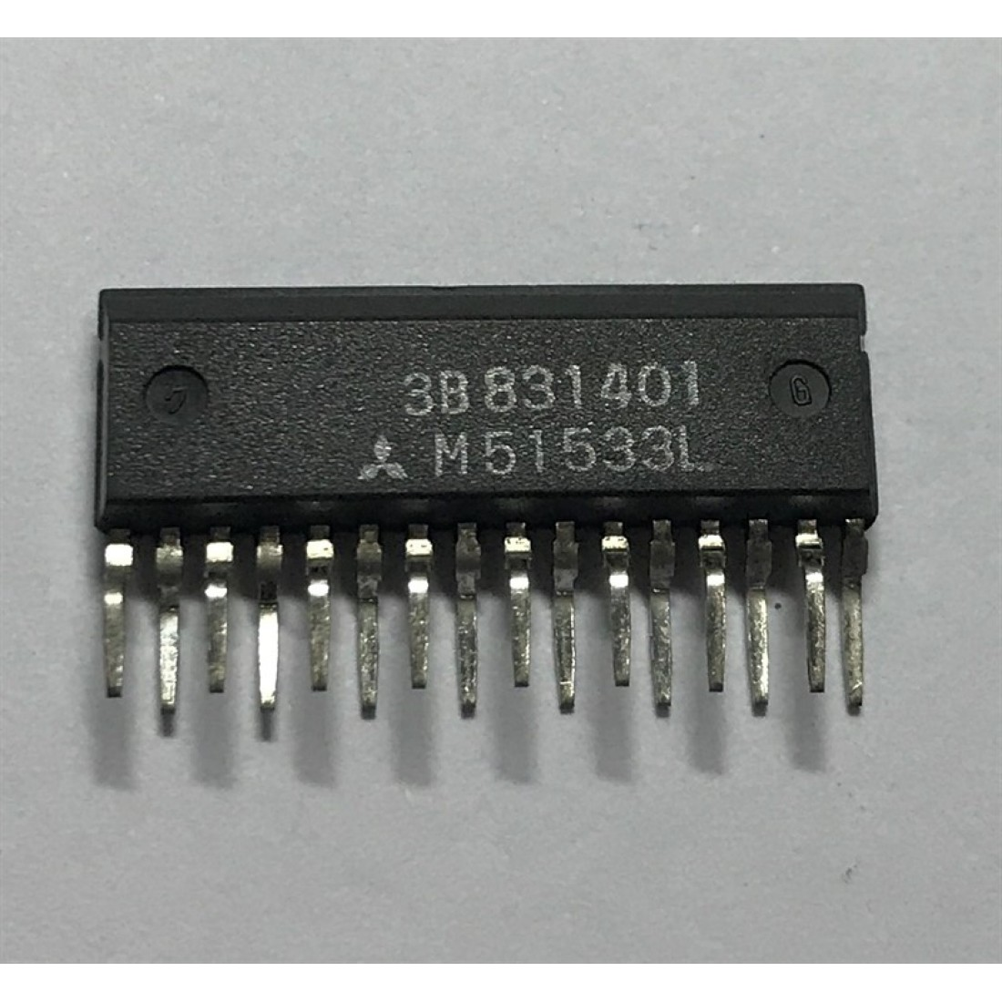 Ic M51533 Integrated Circuit Pioneer Parts Electronic Images Of Pantazopoulos Speakers Solomou Street